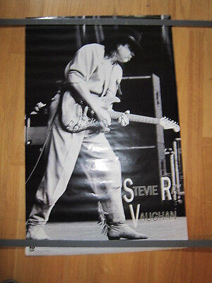 STEVIE RAY VAUGHAN 1998 funky poster 22x34