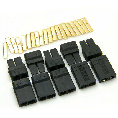 5pairs New TRAXXAS TRX Plug Connector for Lipo/NiMh Battery Brushless ESC RC