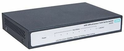 Hewlett Packard Enterprise 1420-8G 8-Port Gigabit Network Switch JH329A HP/HPE