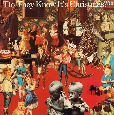 """Band Aid(12"""" Vinyl)Do They Know It's Christmas-Phonogram-FEED 112-UK-19-VG/VG+"""