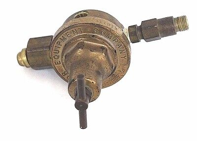 Victor S500C Compressed Gas Regulator 311818, 350Psi