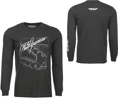 FLY Snowmobile Focus L/S Tee