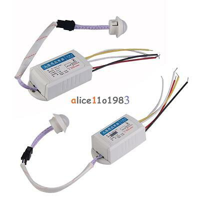 IR Infrared Module Senser Switch Body Motion Sensor Auto On/off Lamps Lights