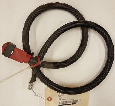 New Holland 87039994 Battery Cable 'New Oem'