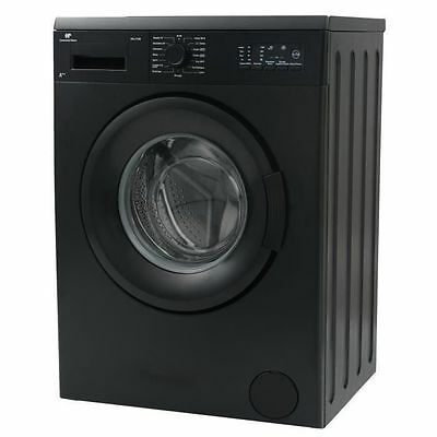 CONTINENTAL EDISON LL712B - Lave-linge frontal 7kg A++ Noir - Lave-ling NEUF