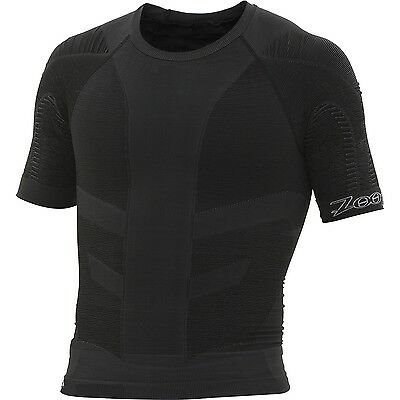 Zoot Active-Compression Top, CompressRx Short-Sleeve Shirt, Size 1
