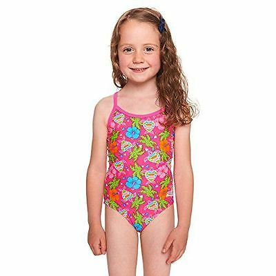 Zoggs Clarity Maillot de Carnaval Floral yaroomba Maillot de bain pour NEUF