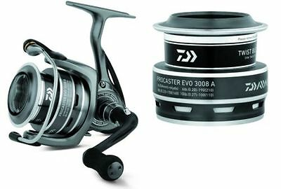 Daiwa Procaster EVO 2506 A Perfect Match Fishing Or Spinning Reel