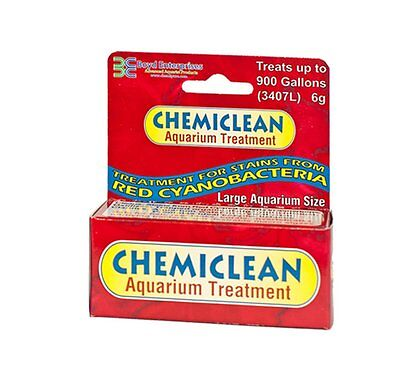 Boyd Chemi Clean 6 Gram Red Slime Remover Removes Algae Cyano. Free Ship In Usa