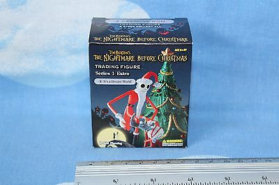 Nightmare Before Christmas Series 1 Extra It's A Dream World Trading Figure