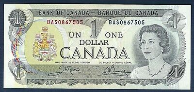 "1973 *Ottawa* Bank of Canada $1 Note ""Crisp Gem New"" *Free S/H After 1st Item*"