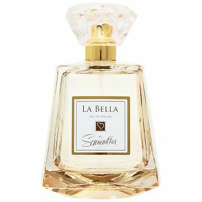 NEW Samantha Faiers La Bella Eau de Parfum Spray 100ml Fragrance FREE P&P