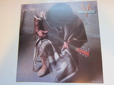 STEVIE RAY VAUGHAN Vaughan Brothers promo poster 12x12