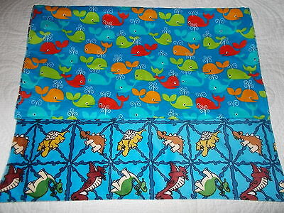 Waterproof Change Mat with Two Layers of Fabric 71cms x 52cms Minky Pul & Cotton