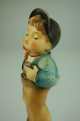 M.I. Hummel Goebel Lucky Fellow #560 TMK7 Figurine