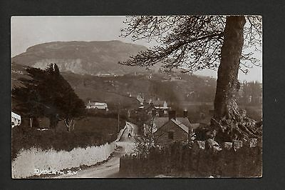 Dyserth -  real photographic postcard