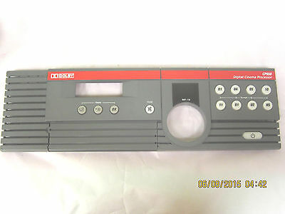 Dolby CP650 Front Cover Snap on for CP 650 Digital Stereo Cinema Processor used