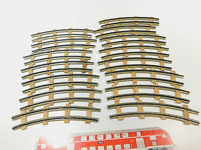 AQ58-0,5# 15x Biller railway/Billerrailway Tracks bent steel string  acoustic