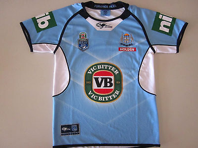 Nsw State Of Origin 2016 Premium Jersey Mens S - 2Xl New Classic New South Wales