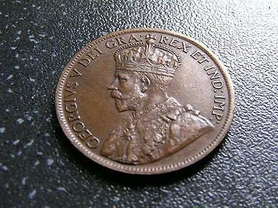 Canada 1911 Large Cent