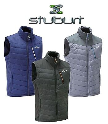 Stuburt Vapour Hybrid Gilet - Windproof and Thermal - Great for Golf!