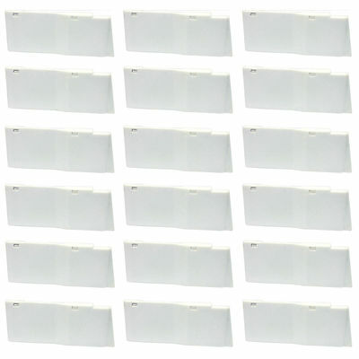 Dixie Narco 20oz Bottle Shims for 5591 Glass Front Vending Machine Lot of 18