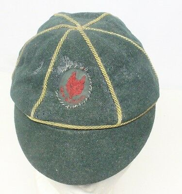 Canada Boy Scout Hat - c.1930's Wool Baseball style