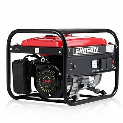 NEW 196cc 1800W Rated 4 Stroke Engine 2 Phase Output Petrol Gasoline Generator