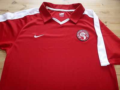 Young Lions Singapore Nike Football Soccer Shirt Jersey Top Large