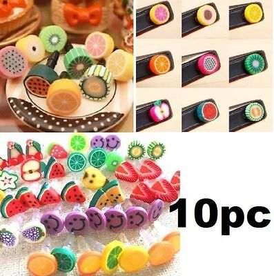 FD5197 Cute Headphone Dust Plug For Apple Iphone 7 7p 6 6p 6s 5 4 ~Random~10PC☆