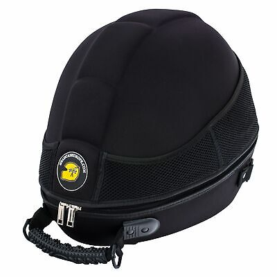 Headcase Race/Rally Protective Helmet Carry Case With Integral Fan