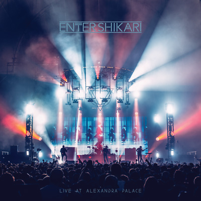 Enter Shikari - Live At Alexandra Place (NEW 2 x CD)