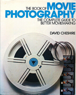 """D.Cheshire libro """"The book of movie photography"""" ed. Ebury Press 1979 D873"""