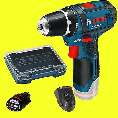 bosch gsb 18 2 li plus 18v combi drill with 1x 5 0ah and l. Black Bedroom Furniture Sets. Home Design Ideas