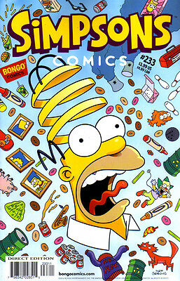 SIMPSONS COMICS #233 New Bagged