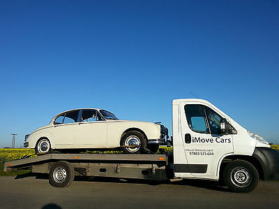 Car Collection Delivery Project Classic Gloucestershire Warwickshire Coventry