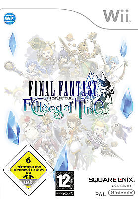 Nintendo Wii * Wii U WiiU Spiel Final Fantasy Crystal Chronicles Echoes of Time