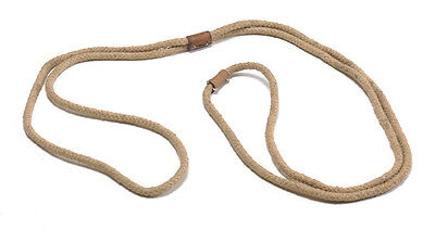 WWII Japanese Type 14 Nambu or Type 94 Pistol Lanyard - Reproduction