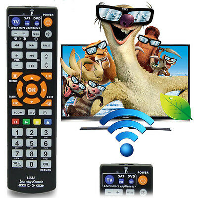 Smart Remote Control Controller With Learn Function For TV CBL DVD SAT Universal