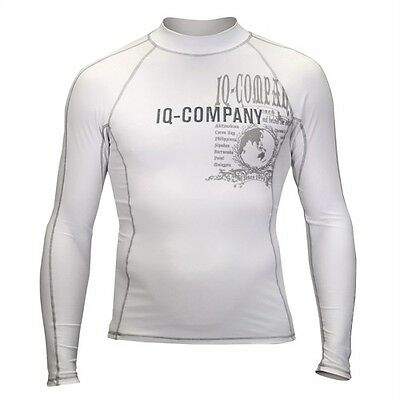 iQ UV 300 Shirt LS around the world white
