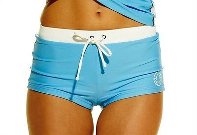 iQ UV 50 Hot Pants Fish Sky IQ Company Bikinihose