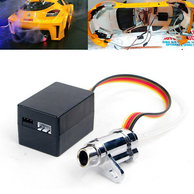 Electronic Simulation Smoking Exhaust Pipe For 1/10 RC Car Spare Upgrade Parts