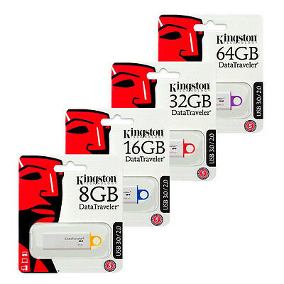 Pendrive memoria usb Kingston G4 pen drive usb 2.0 3.0