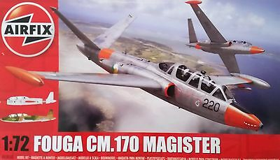 AIRFIX® A03050 Fouga CM.170 Magister in 1:72