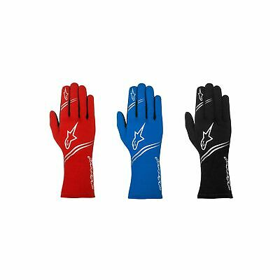 Alpinestars Tech 1 Start FIA Approved Car/Track Race/Racing/Motorsport Gloves