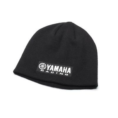 Genuine Yamaha Clothing - Beanie Hat In Blue - Great Gift Idea