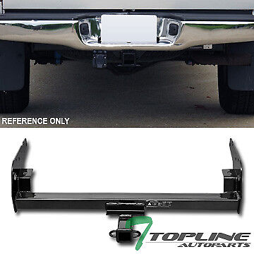 """Class 3 Trailer Hitch Receiver Rear Bumper Towing 2"""" For 1995-2004 Tacoma Truck"""