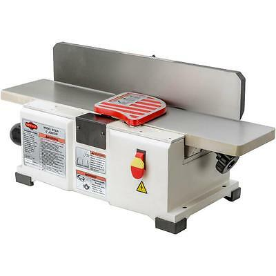 "Shop Fox W1829—6"" Benchtop Jointer (New in Box)"