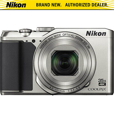 Nikon COOLPIX A900 20MP HD Digital Camera w/ 35x Optical Zoom & Built-in WiFi -