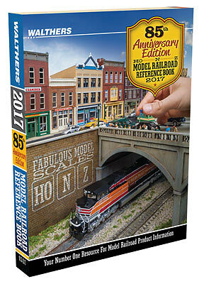 Walther's 2017 HO , N, and Z scale reference book 913-217